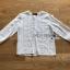 White Lace Blouse เสื้อแขนยาวผ้าลูกไม้สไตล์เบสิก thumbnail 10
