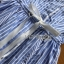 Lady Christine Striped Blue & White thumbnail 5
