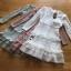 Pastel Lace Dress เดรสผ้าลูกไม้สีพาสเทล thumbnail 9
