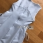 Lady Megan Lace-Down A-Line Baby Blue Dress thumbnail 7