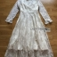 Lace Dress เดรสผ้าลูกไม้สีออฟไวท์ thumbnail 9