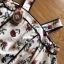 Off-Shoulder Ruffle Dress เดรสสายหนาทรงเปิดไหล่ thumbnail 7