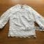White Lace Blouse Lady Ribbon ขายเสื้อลูกไม้สีขาว thumbnail 7