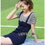 T-Shirt with Overall Dress thumbnail 3