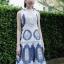 Lady Madison Modern Lace and Crepe Dress thumbnail 1