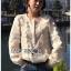 White Lace Blouse เสื้อแขนยาวผ้าลูกไม้สไตล์เบสิก thumbnail 3