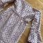 Off-Shoulder Lady Ribbon Lace Dress thumbnail 6