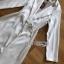 Lady Chic Crepe Lace Long Coat thumbnail 4