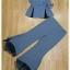 เสื้อกางเกงเสื้อทรงแขนกุด thumbnail 11