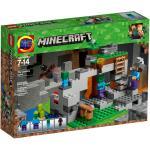 MINECRAFT เลโก้จีน SY 983 ชุด The Zombie Cave ( 261 ชิ้น )