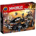 NINJAGO เลโก้จีน นินจาโก LEPIN 06089 ชุด Ninjago Dieselnaut