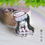 พวงกุญแจอนิเมะ - Kuroshitsuji