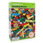 เลโก้จีน Lovezi เลโก้ อิสระ 1,000 ชิ้น (เขียว)