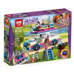 LEGO Friends เลโก้จีน LEPIN 01057 ชุด Olivia's Mission Vehicle
