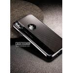 (สีดำ) BASEUS Bright (เคส iPhone X)