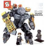 เลโก้จีน MK25 ชุด Hulk Buster Ironman