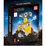 นาโนบล็อค เลโก้จิ๋ว : Wall-E