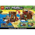 MINECRAFT เลโก้จีน LELE 33144 ( ชุด 2 กล่อง )