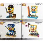 Loz Mini Block : Spongebob