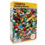 เลโก้จีน Lovezi เลโก้ อิสระ 1,000 ชิ้น (เหลือง)