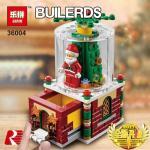 เลโก้จีน LEPIN BUILDER 36004 ชุด Snow Globe