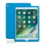 (สีฟ้า) เคสซิลิโคนนิ่ม (เคส iPad Pro 9.7)