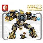 เลโก้จีน MK23 ชุด Hulk Buster Ironman