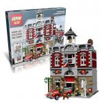เลโก้จีน LEPIN 15004 ชุด Fire Brigade