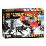 เลโก้จีน BELA 10743 Super Heroes ชุด The Ultimate Battle for Asgard
