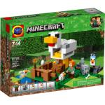 MINECRAFT เลโก้จีน LEPIN 18035 ชุด The Chicken Coop