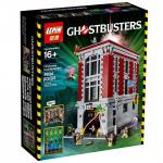 เลโก้จีน LEPIN 16001 ชุด Ghostbusters Firehouse