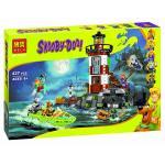 เลโก้จีน BELA 10431 ชุด LEGO Scooby-Doo Haunted Lighthouse