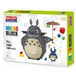 นาโนบล็อค : Totoro (โทโทโร่)