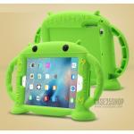 (สีเขียวตอง) เคสซิลิโคน Robot Kids Silikon (เคส iPad Air 1)