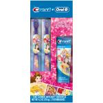 ชุดแปรงสีฟันและยาสีฟัน Oral-B and Crest Kid's Pack Featuring Disney's Princess Characters [USA]