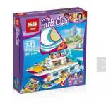 เลโก้จีน LEPIN 01038 ชุด Friends Sunshine Catamaran