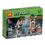 เลโก้จีน LELE 79074 Minecraft ชุดThe Mine