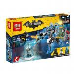เลโก้จีน LEPIN.07049 ชุด Batman Movie Mr. Freeze™ Ice Attack