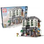 เลโก้จีน LEPIN 15001 Creator ชุด Brick Bank