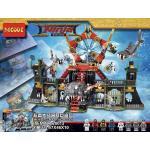 เลโก้จีน Decool 20013 ชุด NinjaGo Movies