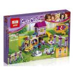 เลโก้จีน LEPIN 01050 Friends ชุด Heartlake City Playground