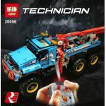 เลโก้จีน LEPIN 20056 ชุด 6x6 All Terrain Tow Truck