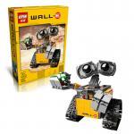 เลโก้จีน LEPIN 16003 ชุด Wall E