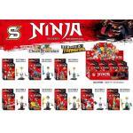 มินิฟิกเกอร์ SY684 ชุด Ninja Go 8 กล่อง