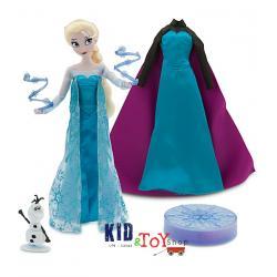 ตุ๊กตาร้องเพลงได้ Elsa Deluxe Singing Doll Set [Disney USA]