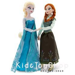 เซทตุ๊กตา Anna and Elsa Ice Skating Doll