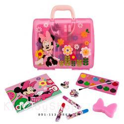 ชุดอุปกรณ์ศิลปะ Minnie Mouse Art Kit Case