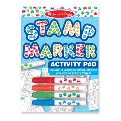 Stamp Marker Activity Set - Blue