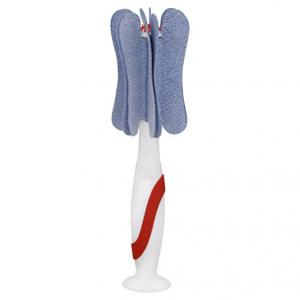 แปรงเช็ดขวดนม NUK Bottle Drying Wand with Ergonomic Handle
