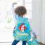กระเป๋าเป้กระเป๋านักเรียนสำหรับเด็ก Little Mermaid Backpack [USA] thumbnail 2